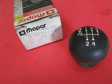 NOS AMC Renault Alliance Encore Trans 5 Speed Shift Lever Knob 33000467