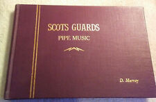 SCOTS GUARDS PIPE MUSIC, COMPLETE, p 1954. FINELY BOUND, PRISTINE CONDITION
