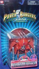 "Power Rangers ZEO Quadrafighter New 5"" Factory Sealed 1996"