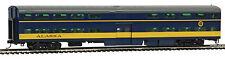 Spur H0 - Bi-Level Commuter Coach Alaska Railroad Innenbeleuchtung -- 16505 NEU