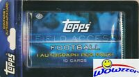 2015 Topps Field Access NFL Football Factory Sealed HOBBY Hanger Pack-AUTOGRAPH