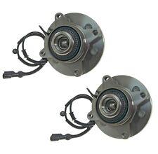 Pair Set of 2 Front Moog 6 Stud Wheel Bearing & Hub Kit for Ford F-150 09-10 4WD