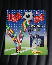 Usa '94 World Cup - Con 106 figurine - da completare