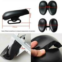 Comfortable Dual-pad Bike Seat MTB Saddle Cycling Ergonomic Cushion Saddle O5U8