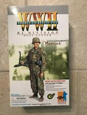 """Dragon, WWII, """"Marcus"""", HJ Division, MG42 Gunner, Item #70140"""