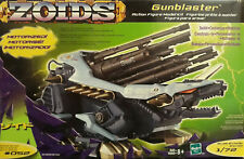 Original Hasbro Zoids Gunblaster #053 Motorized Toy Model Kit w/Box ALL PIECES