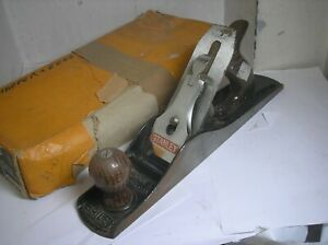 VINTAGE STANLEY BAILEY PLANE NO.5. MADE IN ENGLAND.