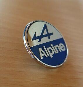 Pin S Alpine Renault