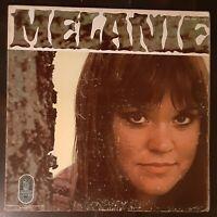 MELANIE Title Album LP 1969 Buddah Records BDS5041 VG+ FREE SHIPPING