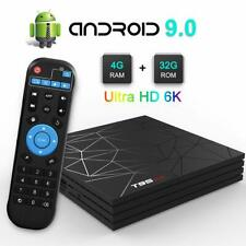 TV Box TUREWELL T95 Max Android 9.0 TV Box Chip H6 Quad-core Cortex-A53 4GB R...