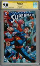 SUPERMAN #50 DF VARIANT CGC 9.8 SIGNATURE SERIES CONNER & PALMIOTTI DC HARLEY