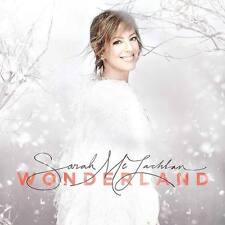SARAH McLACHLAN Wonderland CD 2016 Verve Christmas Weihnachten * NEU