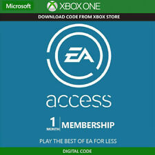 EA Access - 1 Month Subscription Region free (Xbox One)