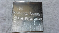 "THE ROLLING STONES ""RAIN FALL DOWN"" PROMO CD + FREE SET LIST"