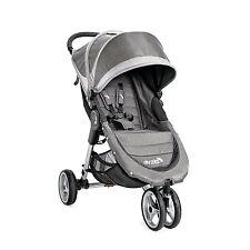 Baby Jogger 2016 City Mini Single Stroller - Steel Grey - New! Free Shipping!