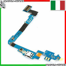 FLAT Flex Usb DOCK RICARICA GT-i9250 GALAXY NEXUS Connettore + Mic Per Samsung