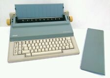 OLIVETTI ET PERSONAL 55 DESIGN BY MARIO BELLINI PORTABLE ELECTRIC TYPEWRITER