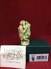 New 1999 Harmony Kingdom Jump Shot Basket Ball Frogs Trinket Box Tjleg99F /3600