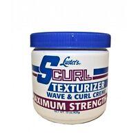 Luster's S Curl Texturizer Maximum Strength, 15oz