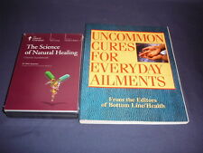 Teaching Co Great Courses CDs     THE SCIENCE of NATURAL HEALING    new + BONUS