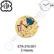 Eta Watch Movement 210.001 Quartz Movements Parts