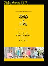 K-POP ZE:A : Five - Voulez-vous - Story Book (1 Disc) (ZEAF01PH)