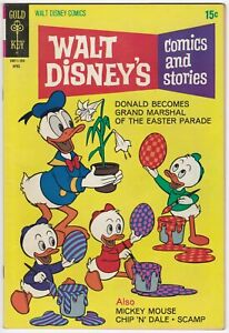 Walt Disney's Comics and Stories #367 FN+ 6.5 Carl Barks art, Gold Key 1971