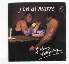 CD de musique CD single promo Johnny Hallyday