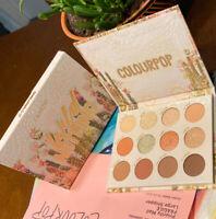 Colourpop Wild Nothing Pressed Powder Eyeshadow Palette New In Box Authentic