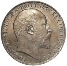 More details for 1902 edward vii silver matt proof crown ngc ms 62.   ☆☆  only 15,000 minted  ☆☆