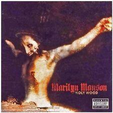 MARILYN MANSON - HOLYWOOD  CD