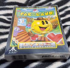 Pac-Land Atari Lynx Brand New Factory Sealed in Box Rare