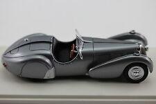 Spark Bugatti 57 S ROADSTER Derain Gris Metallik 1937 1:43 Spark s2717