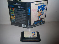 Sonic MD Megadrive PAL testé OK