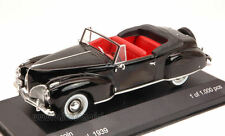 Lincoln Continental 1939 Black 1:43 Model WB117 WHITEBOX