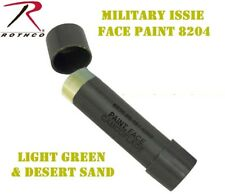 Military Army NATO Light Green Desert Sand Military Face Paint Stick Rothco 8204