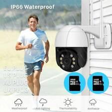 Wireless 1080P WIFI IP Camera Outdoor CCTV HD PTZ Home Smart Security IR Cam