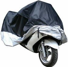 Heavy Duty Waterproof Motorcycle Cover Bicycle Rain Sun Protector Motorbike UK
