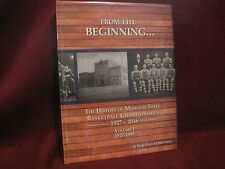 Missouri High School Basketball State Tournament History Book 1927-1998