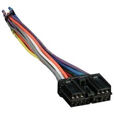 s l225 scosche car audio and video reverse wire harness ebay Scosche Wiring Harness Color Code at creativeand.co