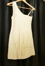 One Shoulder Silk Dry-clean Only Dresses for Women