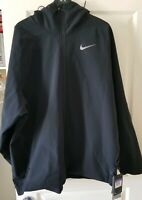Nike Therma-Sphere Max Training Hoodie Jacket Black Size Large (897976-010)