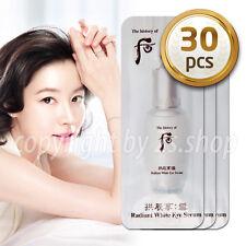 [The History Of Whoo] Seol Radiant White Eye Serum 1ml x 30pcs Korea Cosmetics
