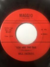 """Modern Soul 45/ Bill Jacocks """"You Are The One""""    Boddie   Clean!    Hear"""
