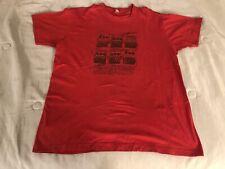 Swervedriver Tour Shirt Mens XL SHOEGAZE Catherine Wheel MBV