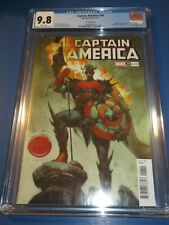 Captain America #26 Knullified Variant CGC 9.8 NM/M Gorgeous Gem Wow