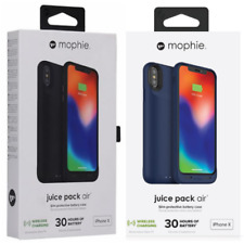 Authentic Mophie Juice Pack Air 1720mAh Battery Case For Apple iPhone XS / X