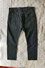 Sugar Cane 470 Type III Black Selvedge Denim Jeans 32