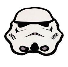 Star Wars Stormtrooper Trooper Tapis forme Enfants Blanc Noir