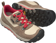 KEEN Womens Westward Walking Hiking Shoes Uk7 Sand/coral